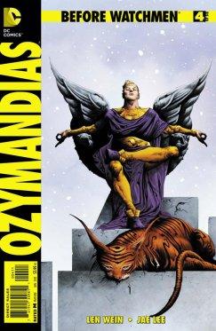 Before Watchmen : Ozymandias # 4