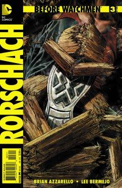 Before Watchmen : Rorschach # 3