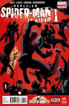 Superior Spider-Man Team Up # 01