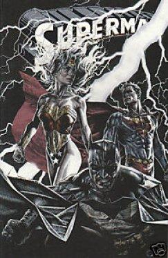 Superman # 20 Variant