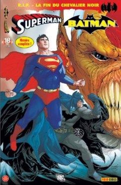 Superman Batman # 18