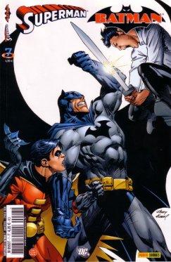 Superman Batman # 07
