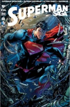 Superman Saga # 01 A