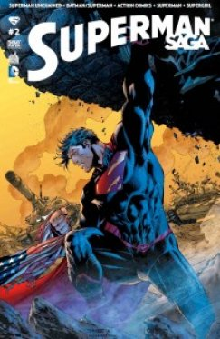 Superman Saga # 02