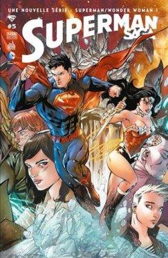 Superman Saga # 05