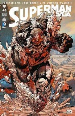 Superman Saga # 06