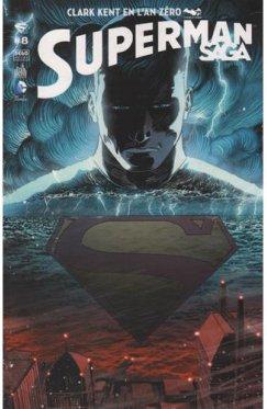 Superman Saga # 08