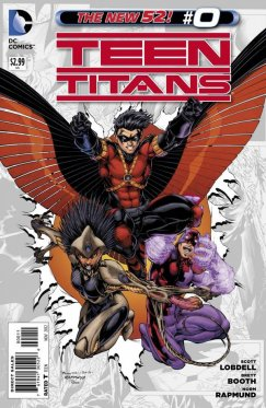 Teen Titans vol 4 # 00