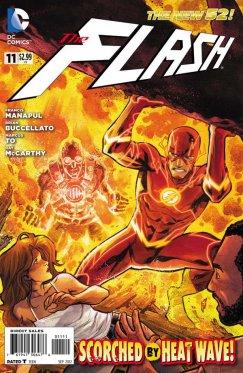 The Flash vol 4 # 11