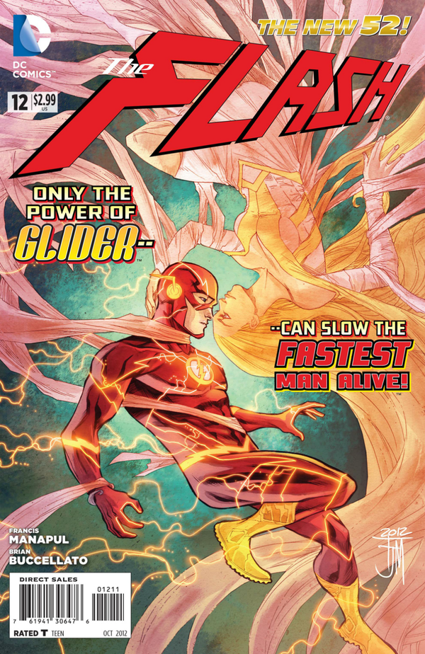 The Flash vol 4 # 12
