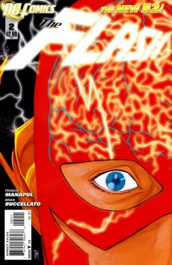 The Flash vol 4 # 02