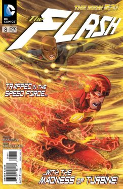 The Flash vol 4 # 08