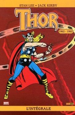 Thor : Integrale 1962-1963