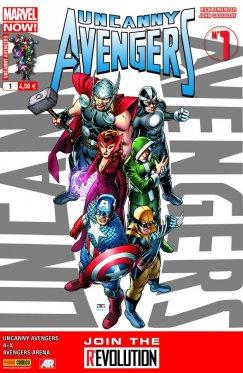 Uncanny Avengers # 01