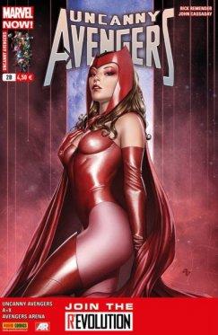 Uncanny Avengers # 02