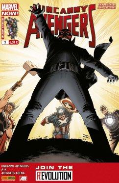 Uncanny Avengers # 03