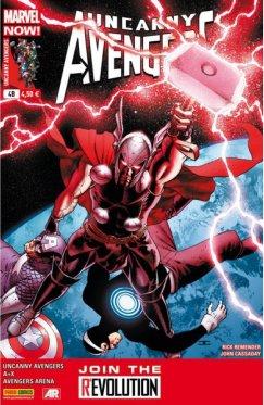 Uncanny Avengers # 04 variant