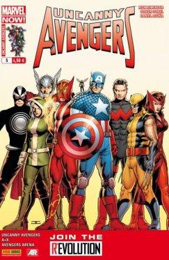 Uncanny Avengers # 05