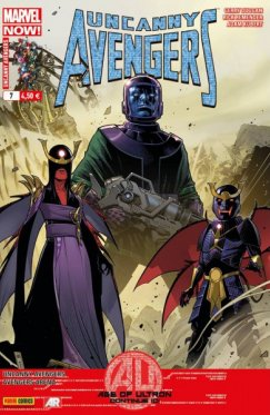 Uncanny Avengers # 07