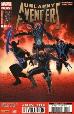 Uncanny Avengers # 09
