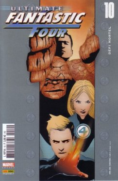 Ultimate Fantastic Four # 10