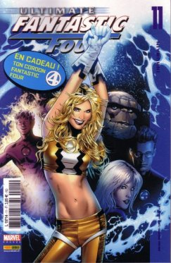 Ultimate Fantastic Four # 11