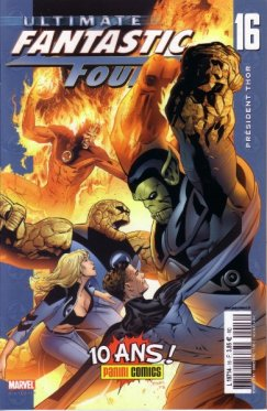 Ultimate Fantastic Four # 16