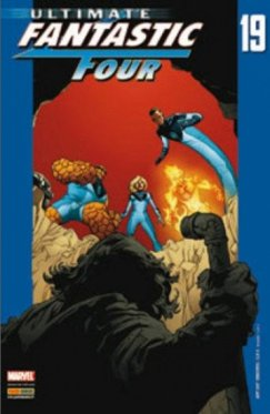 Ultimate Fantastic Four # 19