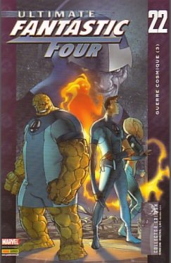 Ultimate Fantastic Four # 22