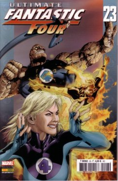 Ultimate Fantastic Four # 23