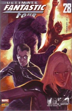 Ultimate Fantastic Four # 28