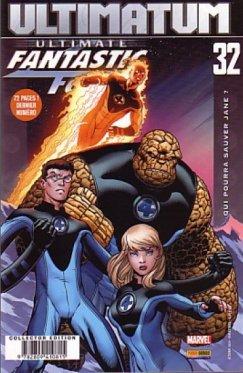 Ultimate Fantastic Four # 32