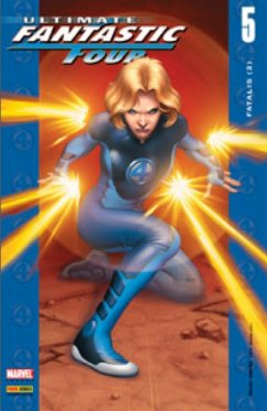 Ultimate Fantastic Four # 05