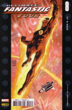 Ultimate Fantastic Four # 08