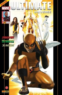 Ultimate Universe # 01 Variant C