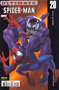 Ultimate Spider-Man # 20