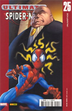 Ultimate Spider-Man # 25