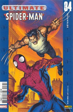 Ultimate Spider-Man # 34