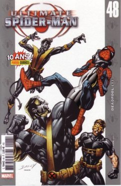 Ultimate Spider-Man # 48