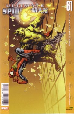 Ultimate Spider-Man # 61