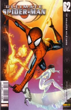 Ultimate Spider-Man # 62
