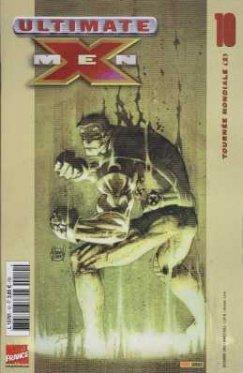 Ultimate X-Men # 10