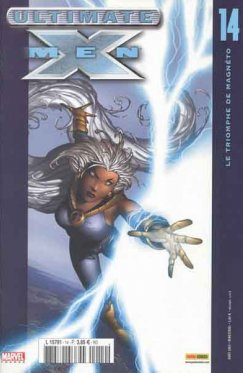 Ultimate X-Men # 14