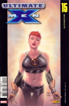 Ultimate X-Men # 15