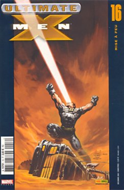 Ultimate X-Men # 16