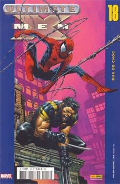 Ultimate X-Men # 18