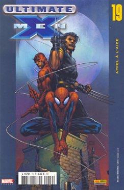 Ultimate X-Men # 19