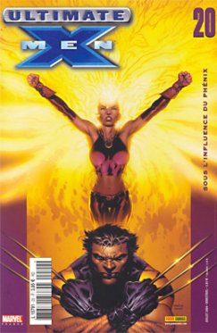 Ultimate X-Men # 20