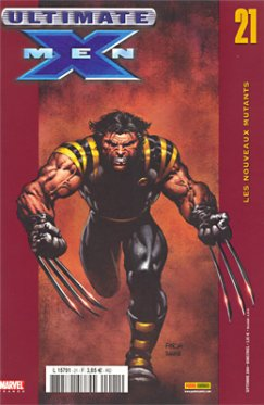 Ultimate X-Men # 21