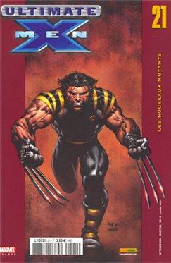 Ultimate X-Men # 21
